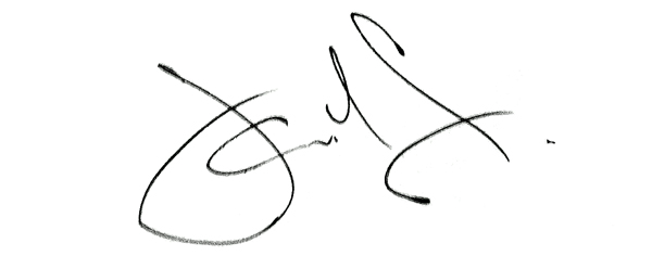 James Foster Signature