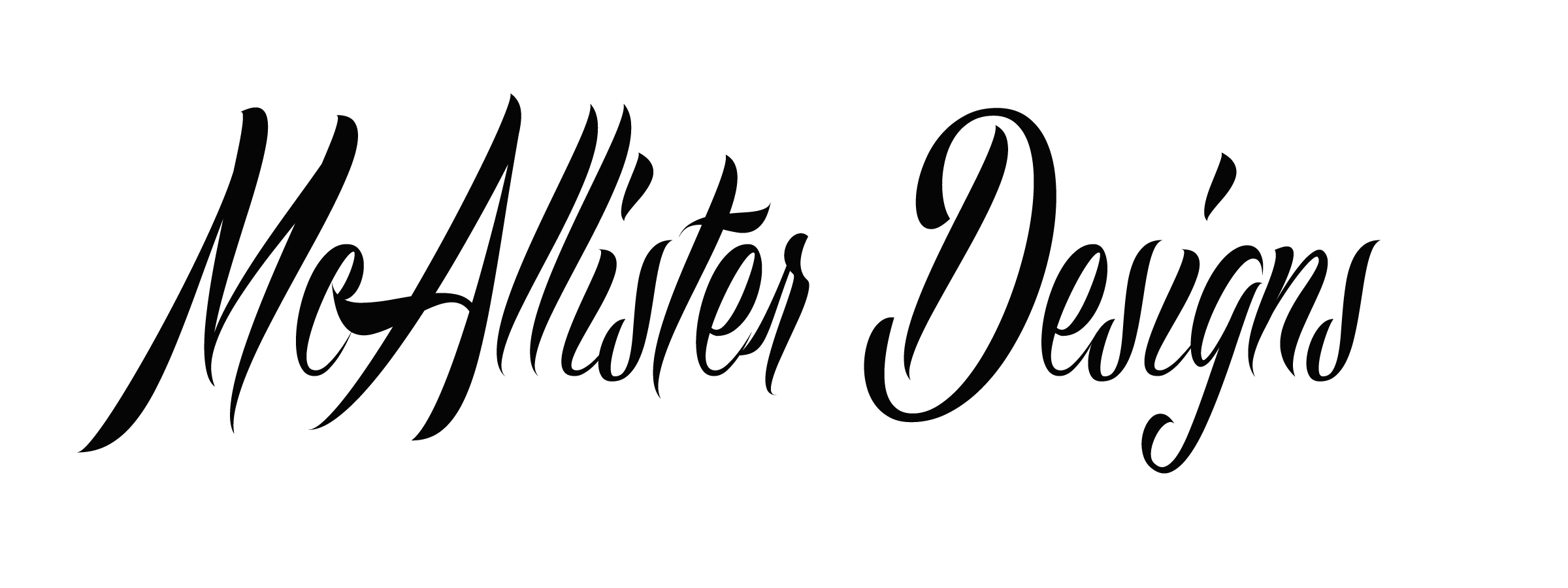 mcallister designs Signature