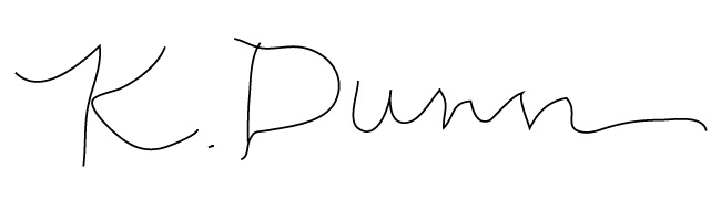 Kari Dunn Signature