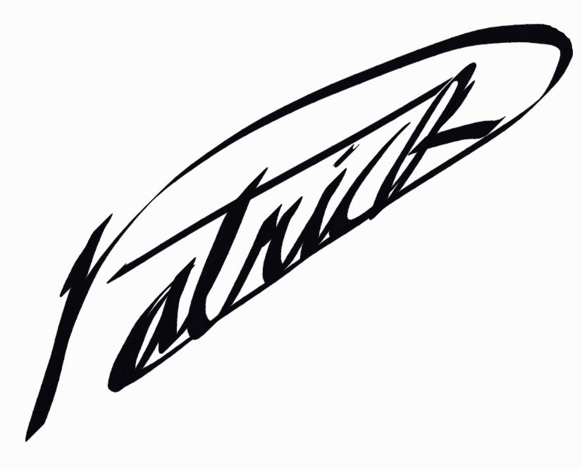 Patrick Nguyen Signature