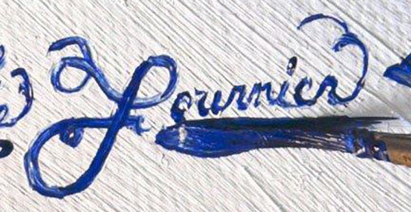 Julie Fournier Signature