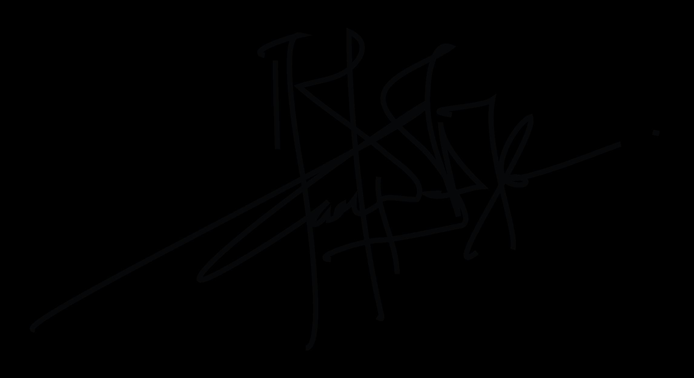 zhao tu Signature