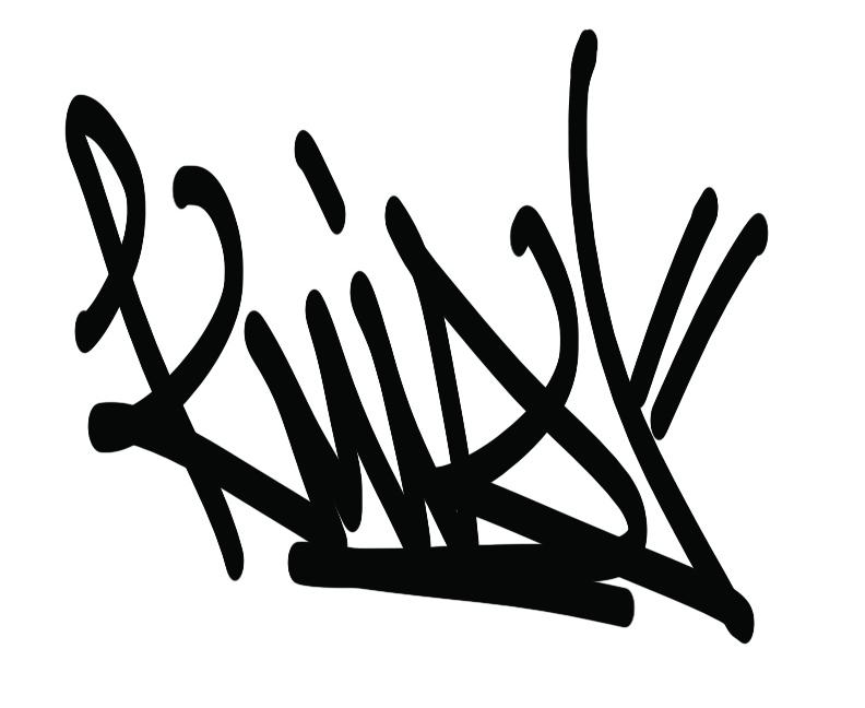 Kris Liwanag Signature