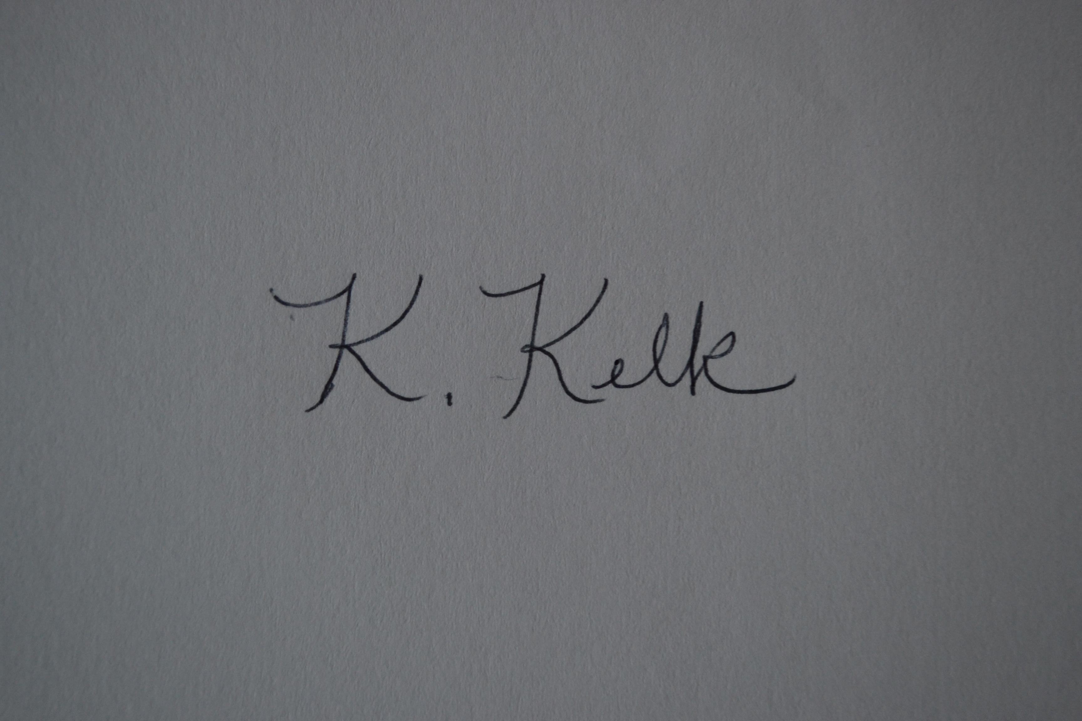 Katherine Kelk Signature