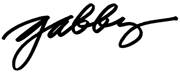 gabrielle richardson Signature