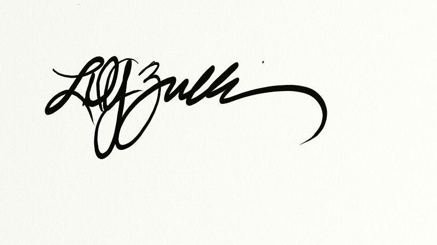 Lynnette Zulli Signature