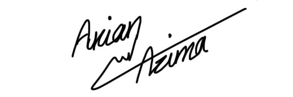 Arian Azima Signature