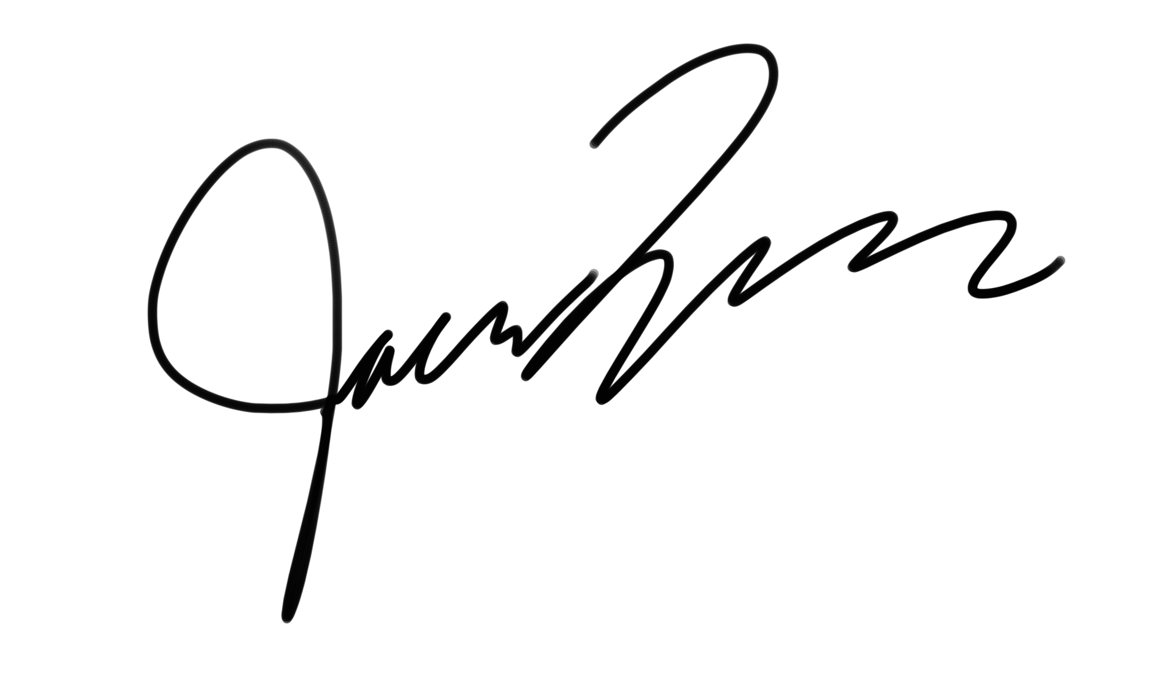 Jake Popek Signature