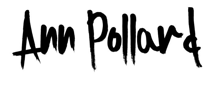 Ann Pollard Signature