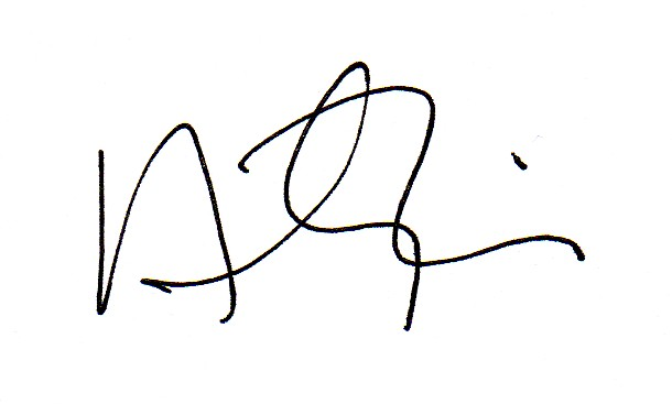 Peter Antos Signature