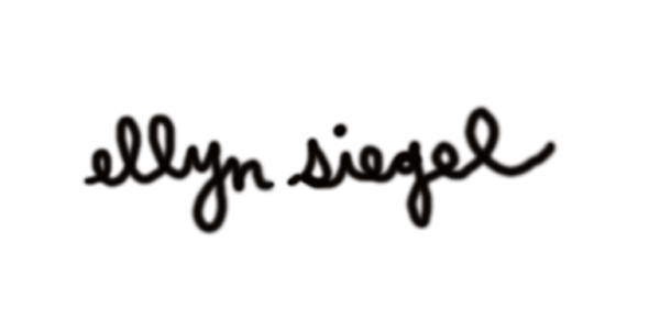 Ellyn Siegel Signature
