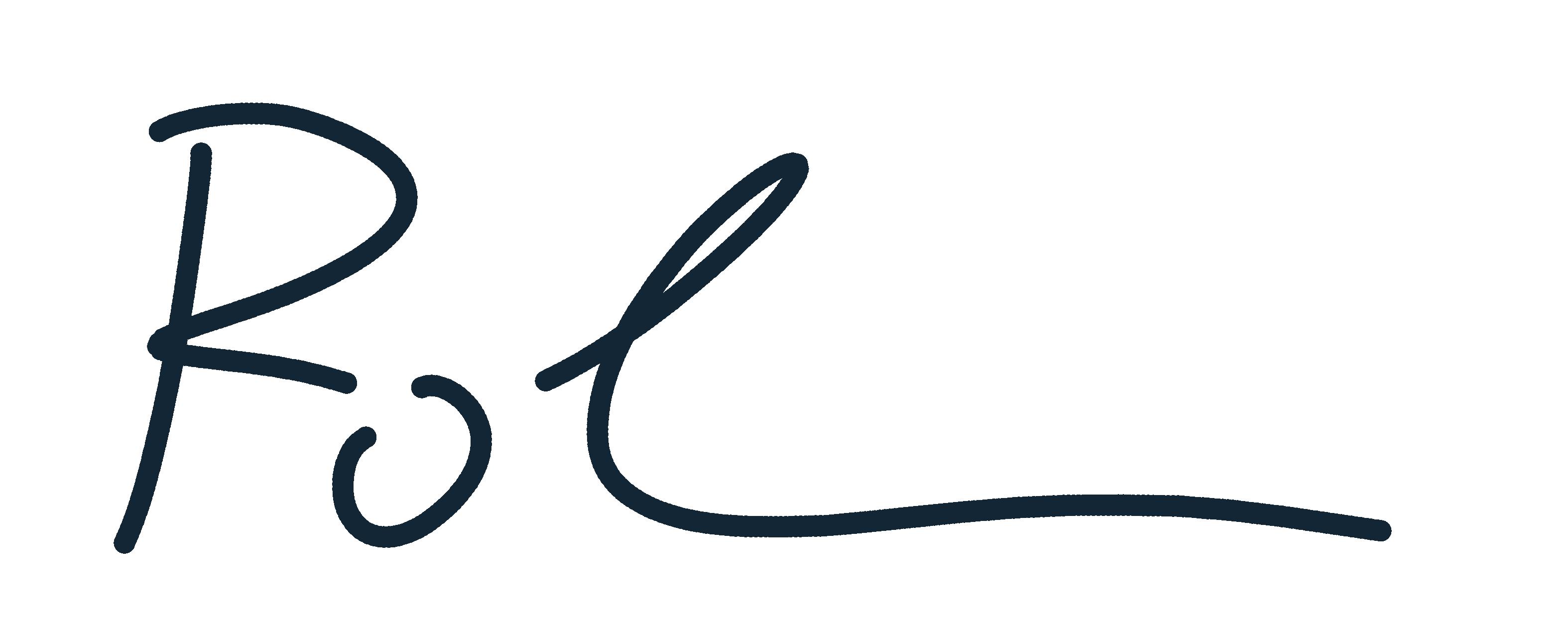 Roberto Salodini Signature