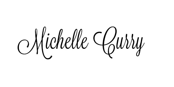 Michelle Curry Signature