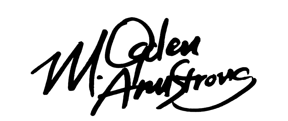 Mary Armstrong Signature