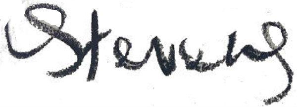 Lynda stevens Signature