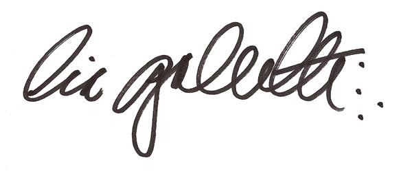 LIA GALLETTI Signature