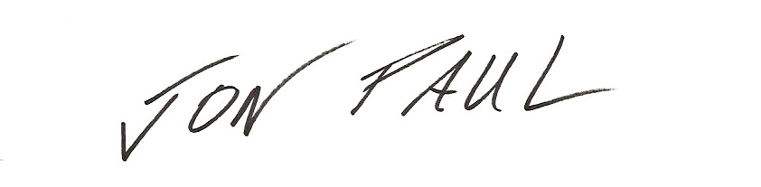Jon Paul Signature