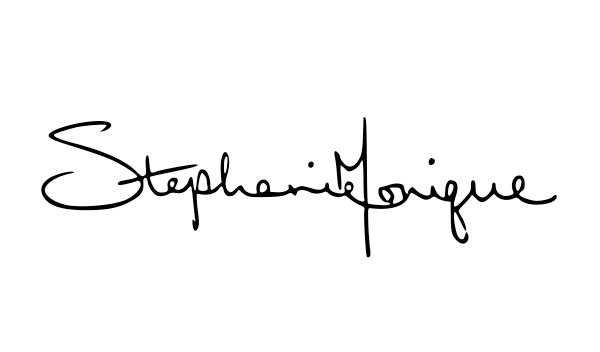 Stephanie Monique Sianen Signature