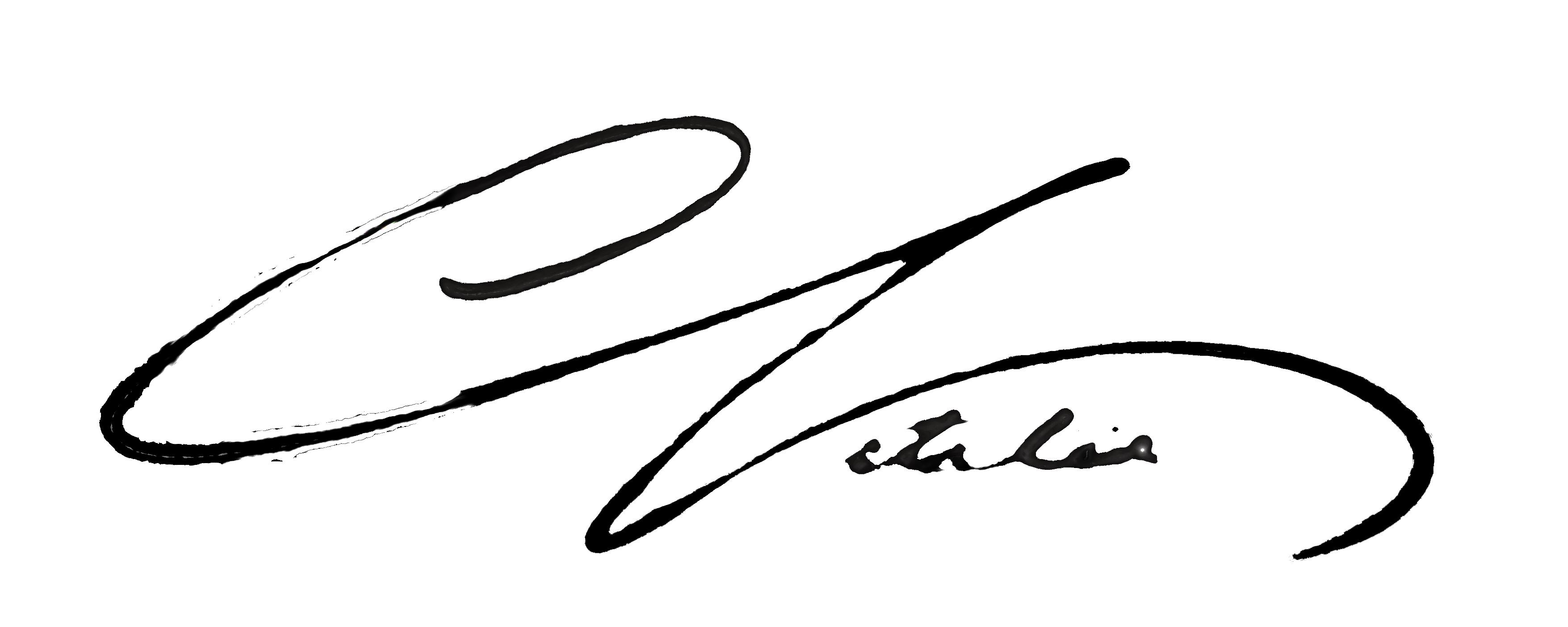 Natalie Mund Signature