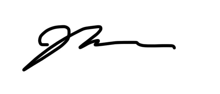 john ryan Signature