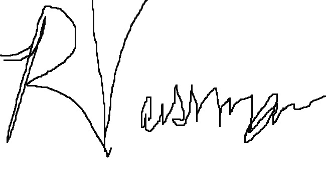 robert vaisman Signature
