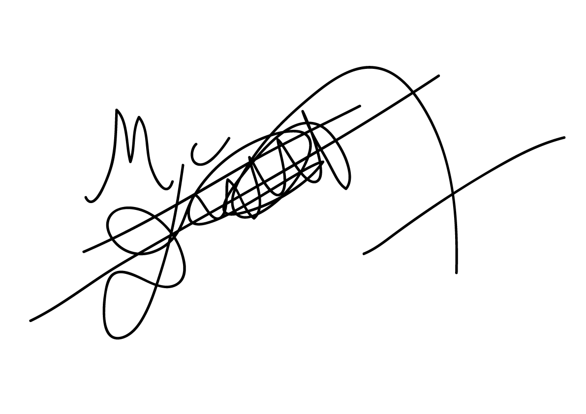 mantala conde Signature