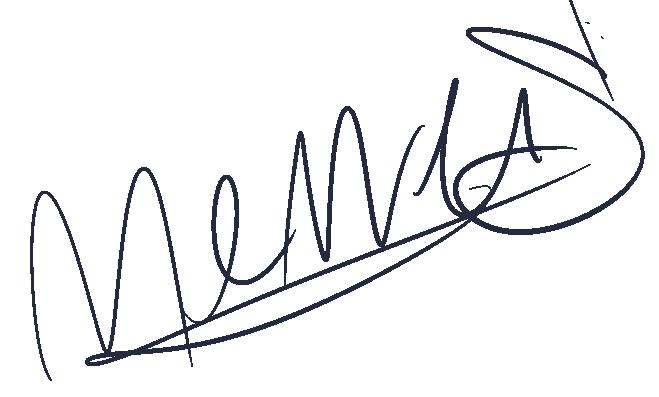 memes W. Signature