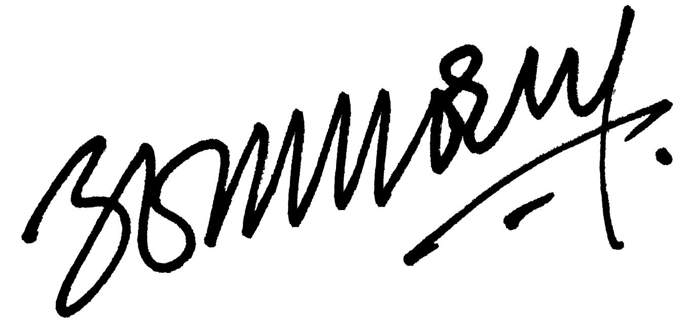 AJAY CHAVAN Signature