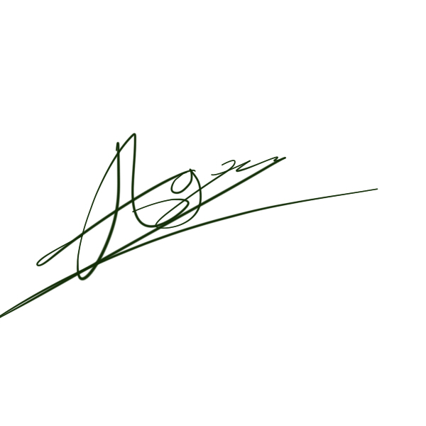 Agil Akbar Signature