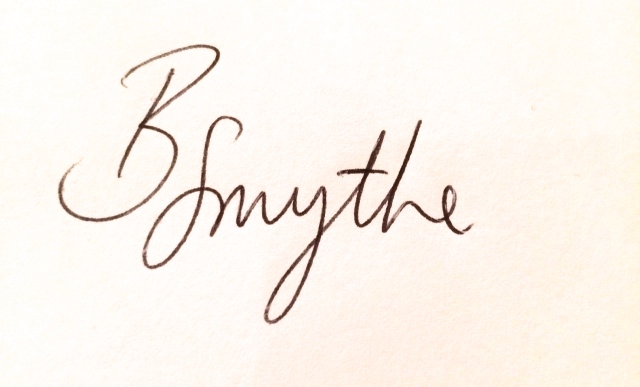 Brenda Smythe Signature