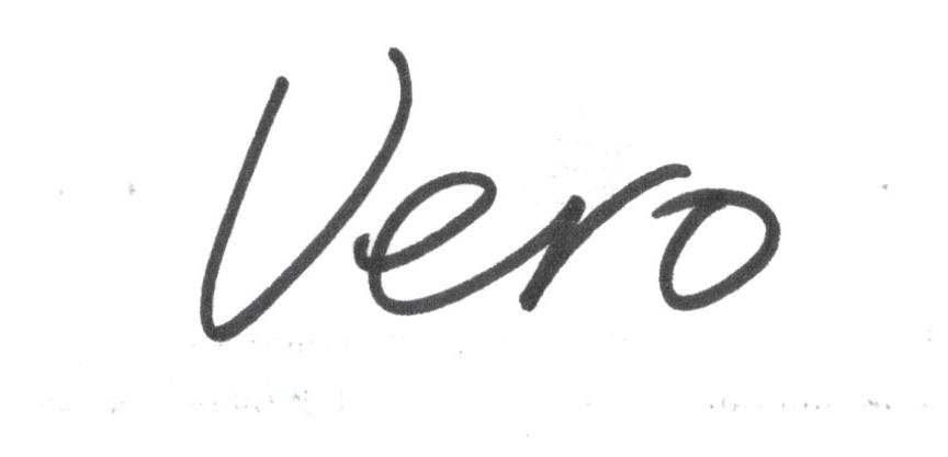 Veronica Maldonado Signature