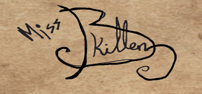 Britain Kitten Signature