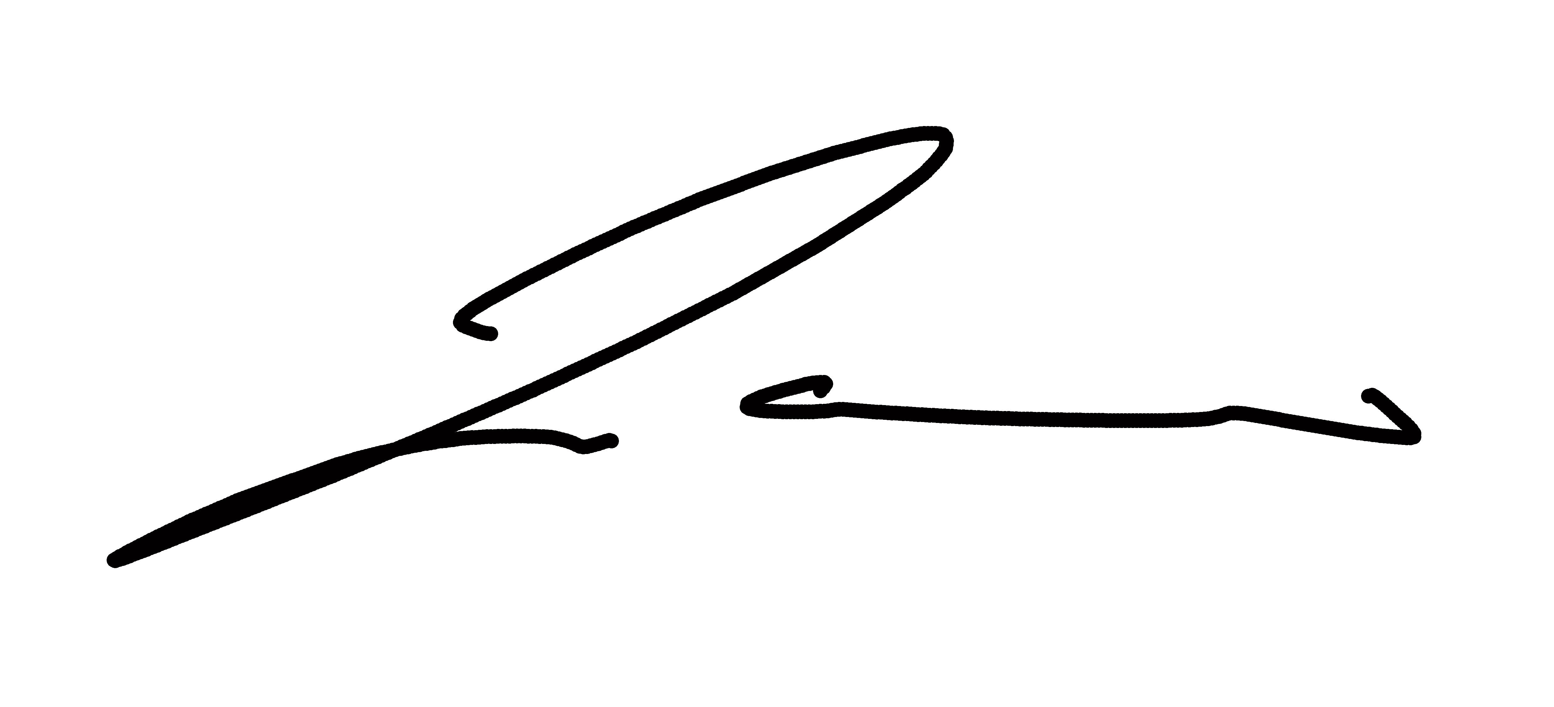 Jackie Lewis Signature