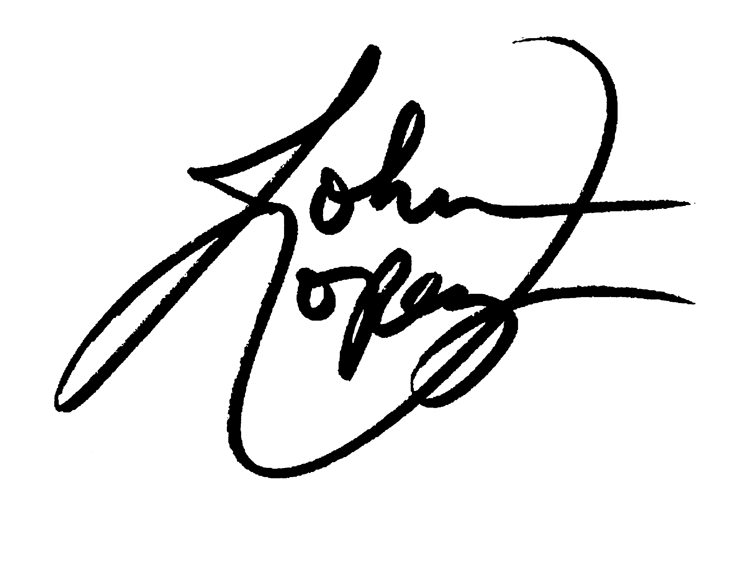 John Lopez Signature