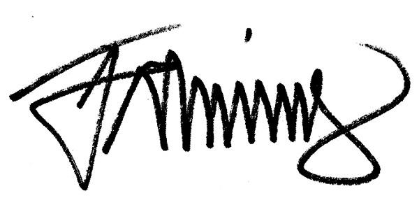 Jay Maninang Signature