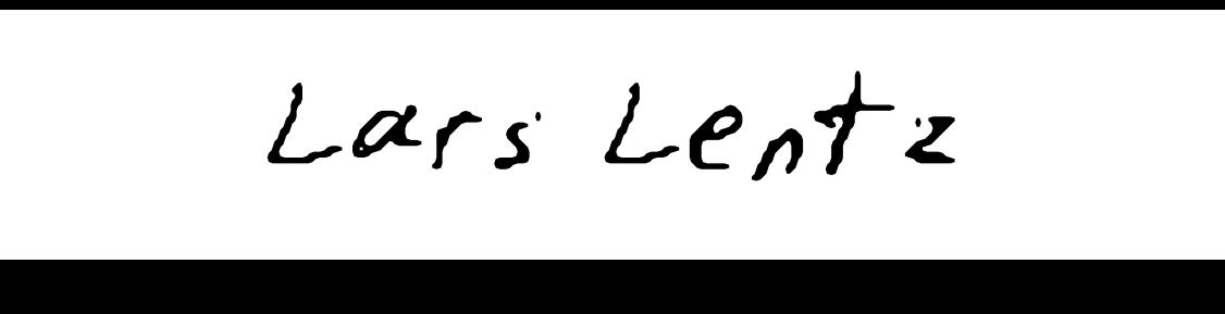 Lars Lentz Signature