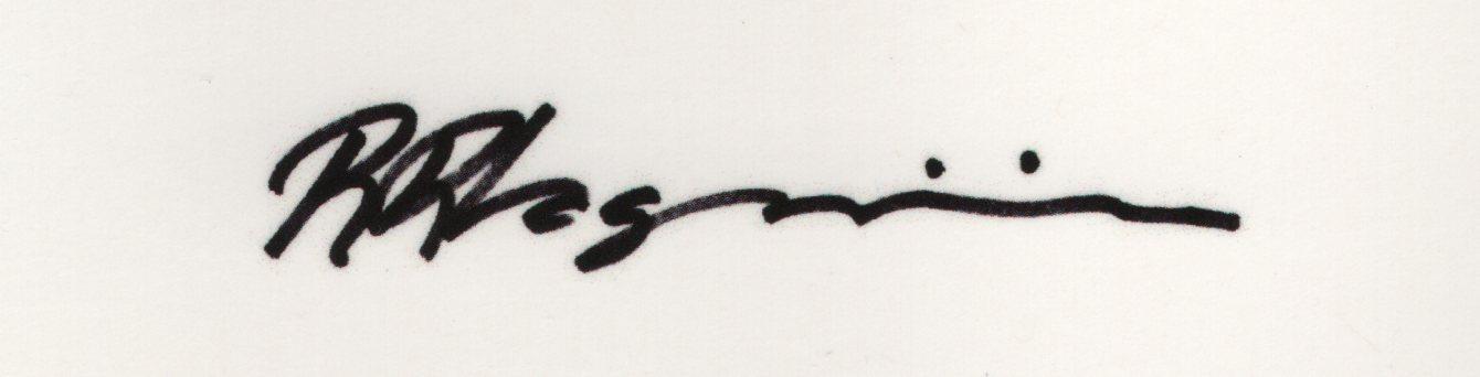 RR VAGNINI Signature