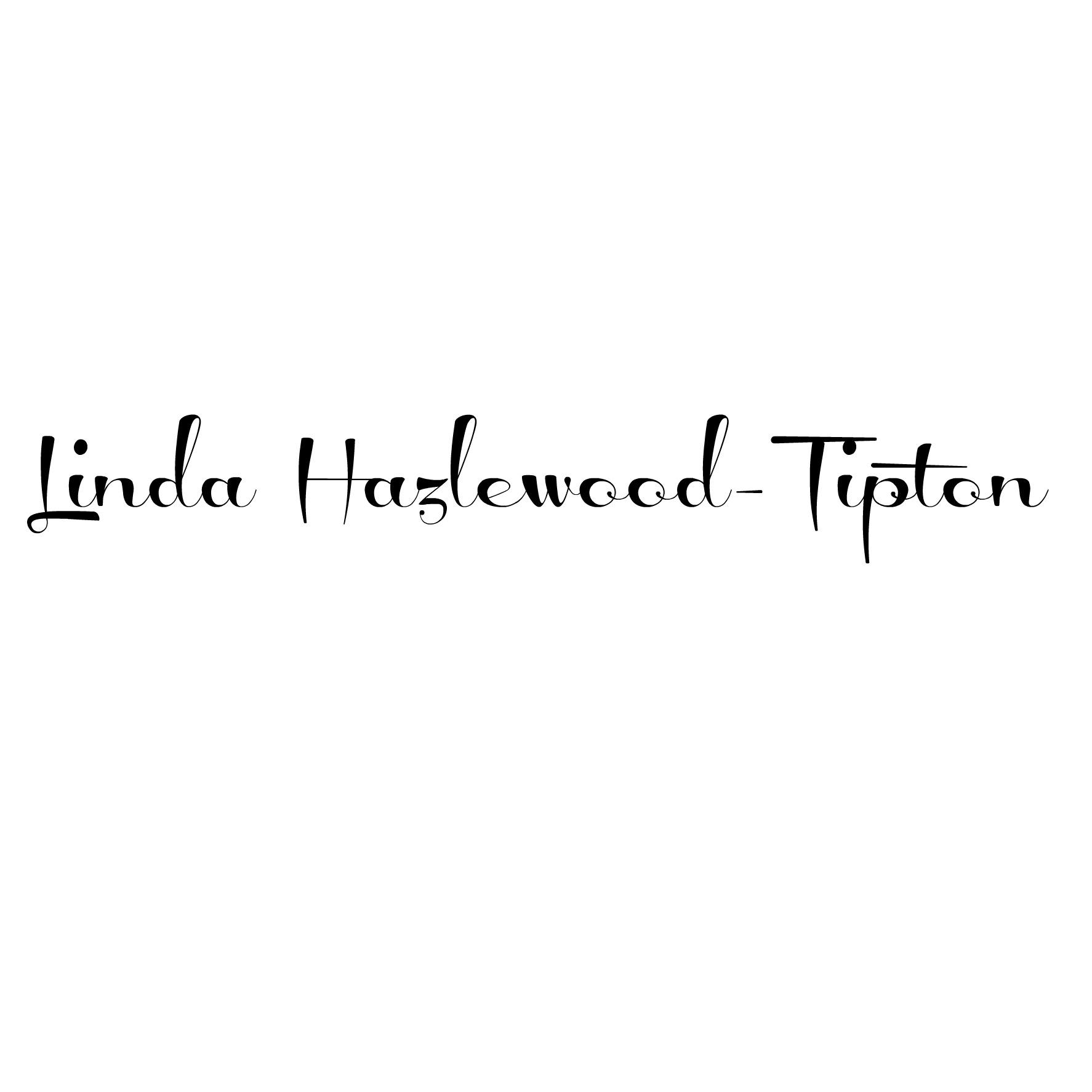 linda tipton Signature