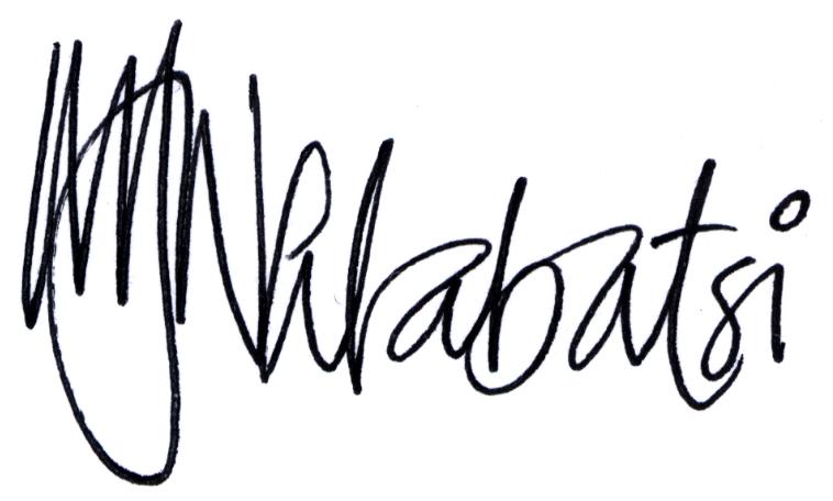 Muziwakhe Nhlabatsi Signature