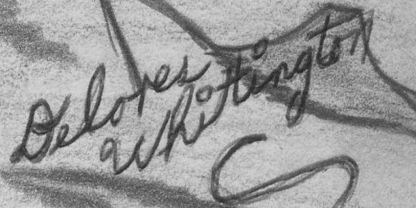 Delores Whittington Signature