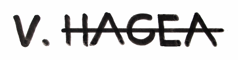 Victor Hagea Signature