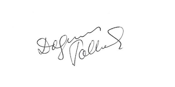 Dagmar Pollack Signature