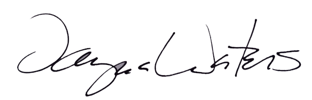Jayna Waters Signature