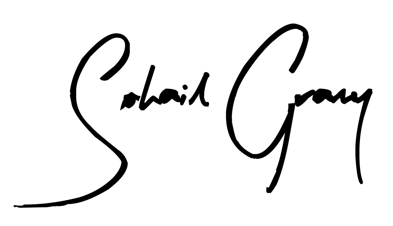 sohail gramy Signature