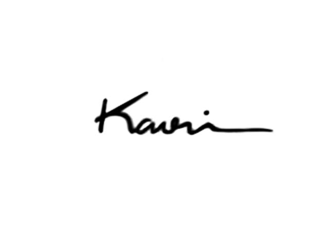 Kaori Misaki Signature