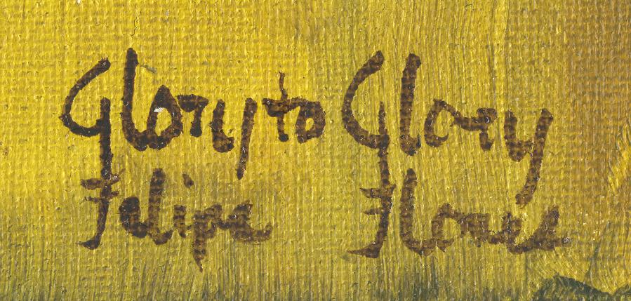 felipe flores Signature