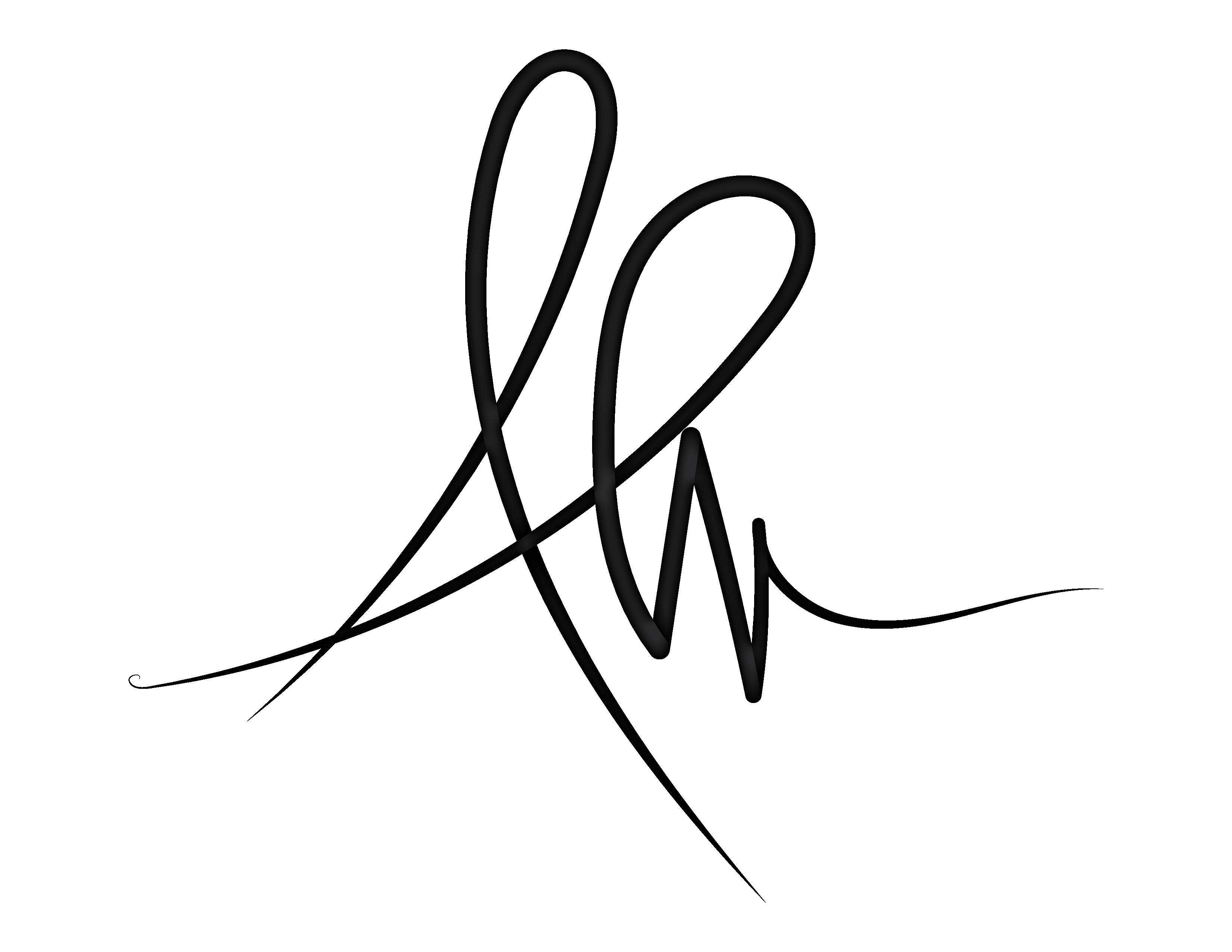 Austin Millsap Signature