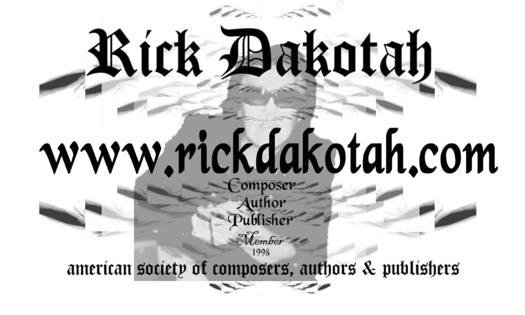 Rick Dakotah Signature