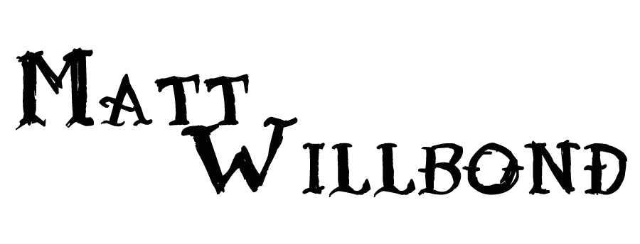 Matt Willbond Signature