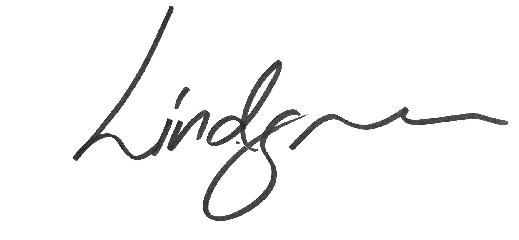 Ann Lindgren Signature